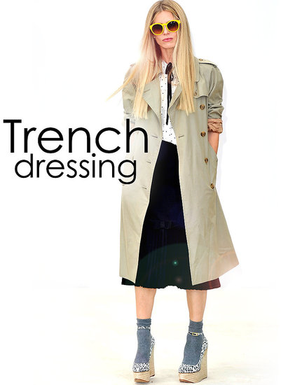 18 Ways to Wear a Classic Trench