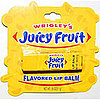 Juicy Fruit Gum Lip Balm Review