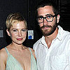 Jake Gyllenhaal and Michelle Williams Premiere Pictures