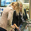 Cameron Diaz and Gwyneth Paltrow Heathrow Pictures