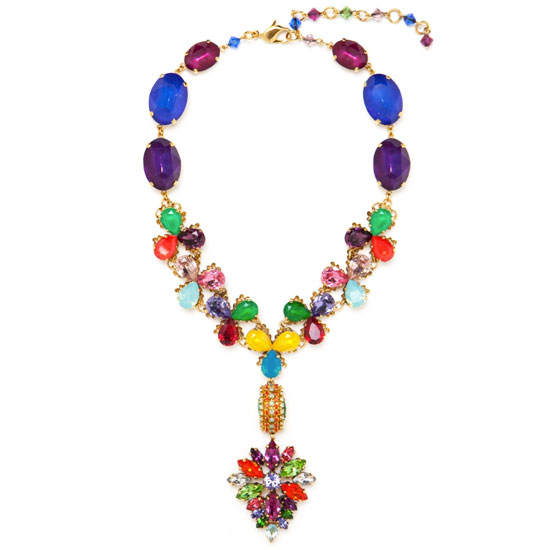 Erickson Beamon For BaubleBar Jewelry Collection