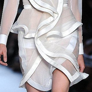 Trend To Take Notice Of From Paris 2012 Spring Summer Fashion Week: Peplum, as Seen At Givenchy, Celine and more