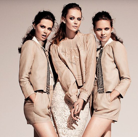 H&M's Fall 2011 Conscious Collection Is Now Available