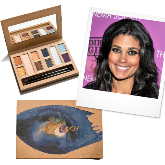 First Look: Rachel Roy's Cool New Day-to-Night Eye Shadow Palette