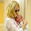 First Pictures of January Jones's Baby Xander