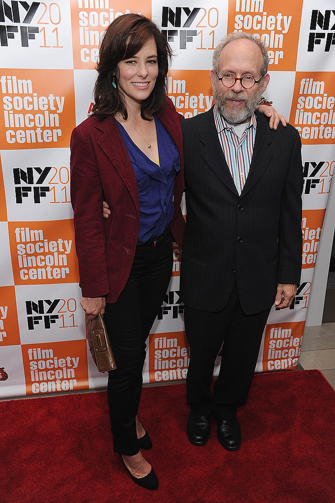 Parker Posey and Bob Balaban hit the carpet.