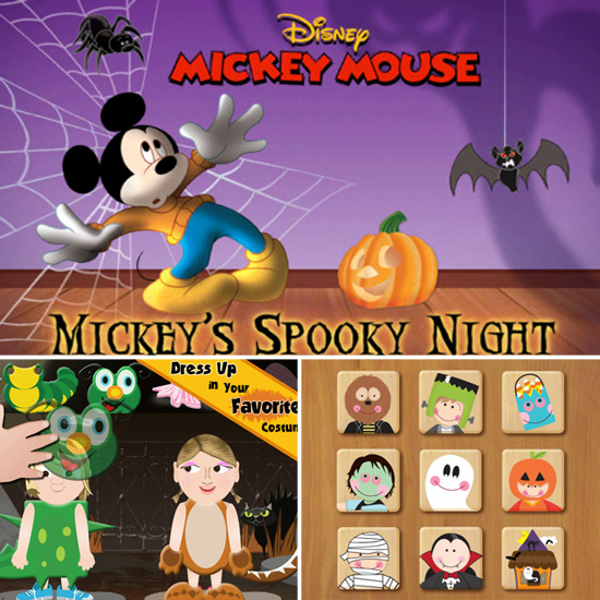 10 Halloween iPad Apps For Techy Tots