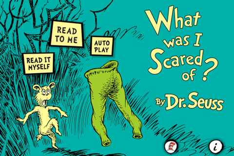  Dr. Seuss&#039;s What Was I Scared Of? 