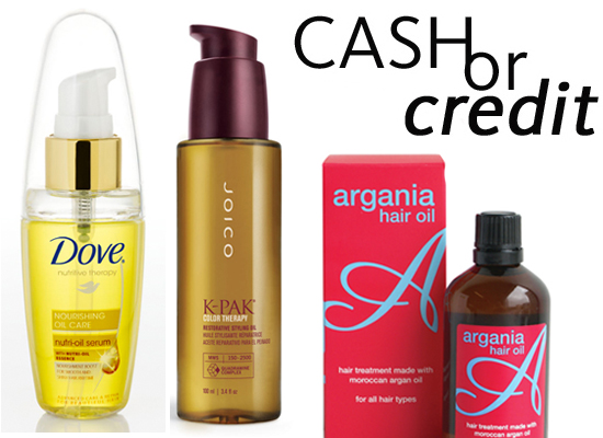 Cash or Credit: Hair Oils That Smooth, Strengthen and More