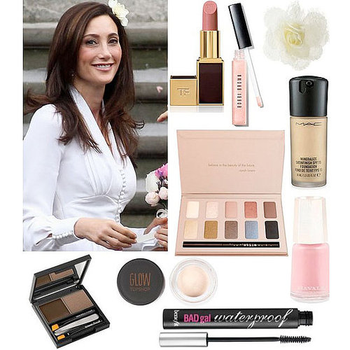 Get Nancy Shevell's Wedding Day Beauty Look