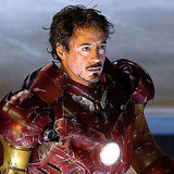 Iron Man, Robert Downey Jr.