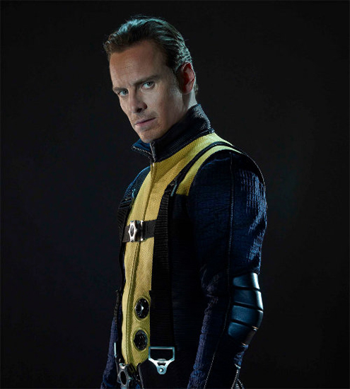 Magneto, Michael Fassbender