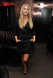Julianne Hough attended the Footloose afterparty in NYC.