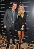 Kenny Wormald and Julianne Hough attended the NYC premiere of their film, Footloose.