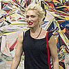 Gwen Stefani at Frieze Art Fair in London Pictures