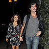 Eva Longoria Pictures on Date With Boyfriend Eduardo Cruz