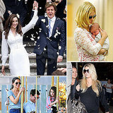 Paul and Nancy's Wedding, January's Baby, Kate's Dark Hair, and More in This Week in Pictures!