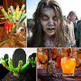 Zombie Party Tips and Ideas