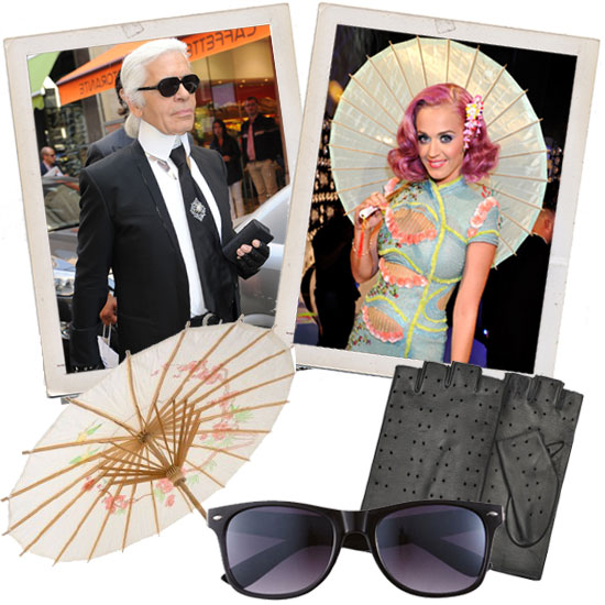 Celebrity Halloween Costume Ideas — Katy Perry, Karl Lagerfeld, Rachel Zoe, and More!