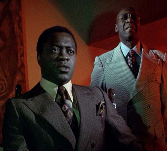 Yaphet Kotto, Live and Let Die