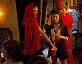 Phoebe Tonkin as Faye and Jessica Parker Kennedy as Melissa on The Secret Circle.  Photo courtesy of The CW