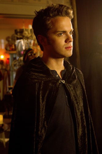 Thomas Dekker as Adam on The Secret Circle.  Photo courtesy of The CW
