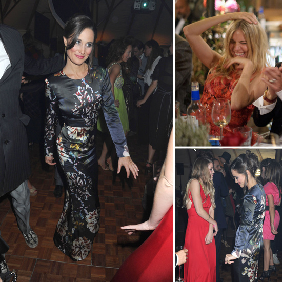 Pippa Takes a Page From Sienna's Partying Handbook and Hits the Dance Floor!