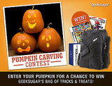 Enter Our Geeky Pumpkin Carving Contest!