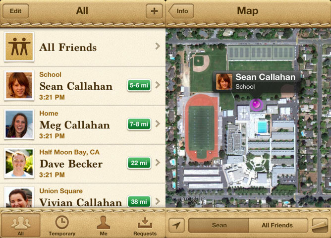 Find My Friends (Free)