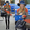 Rosie Huntington-Whiteley Style October 14, 2011