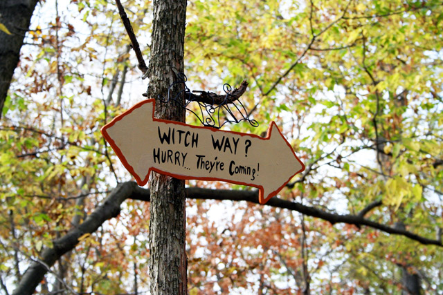 Witch Way?