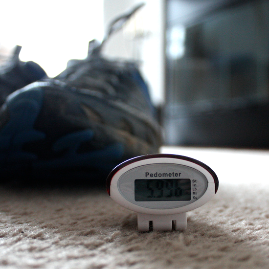 Affordable Pedometers For Walking and Fitness