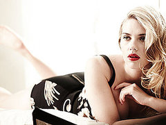 Behind the Scenes of Scarlett Johanssons New D&amp;G Beauty Ads