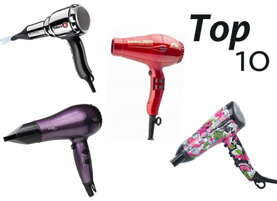 10 of the Best: Hairdryers For All of Your Blow-Drying Needs