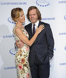 Felicity Huffman cozied up to her husband, William H Macy.