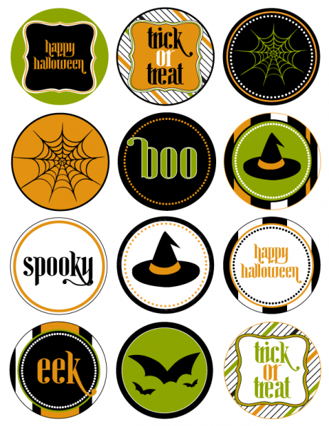 Free Halloween Party Printable