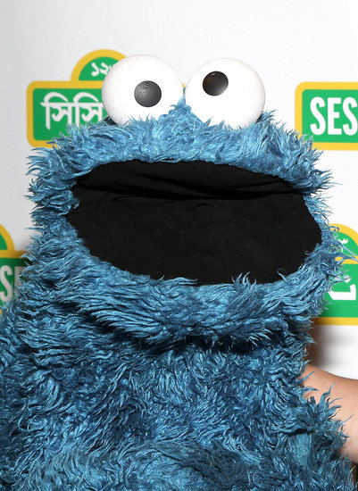 Cookie Monster's Questionable Eating Habits