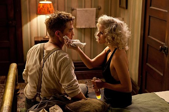 Water For Elephants&#039;s Jacob and Marlena