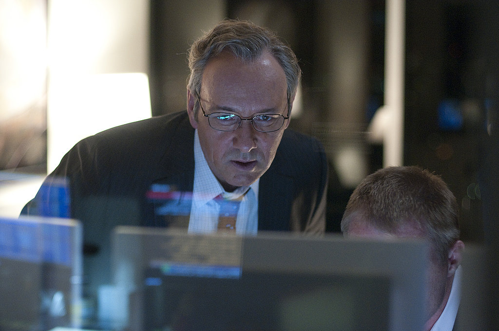 Kevin Spacey in Margin Call.  Photo courtesy of Roadside Attractions