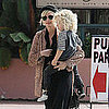 Jessica Simpson at Lunch With Ashlee and Tina Pictures