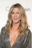 Jennifer Aniston smiled for photographers at an event in LA.