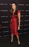 Demi Moore looked flawless at the Margin Call premiere in NYC.