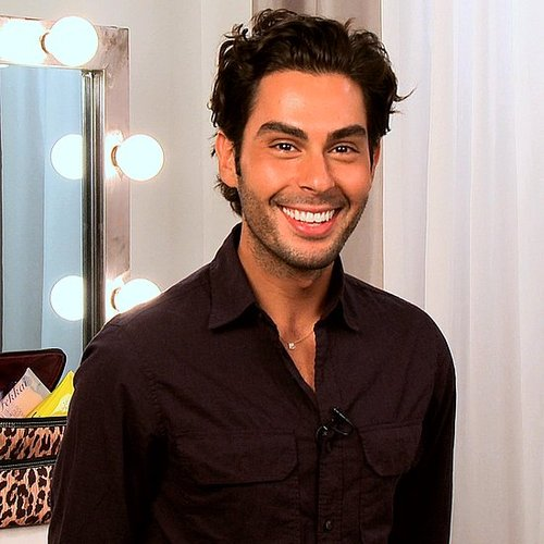 Team Zoe's Joey Maalouf Explains How to Fill in Your Eyebrows
