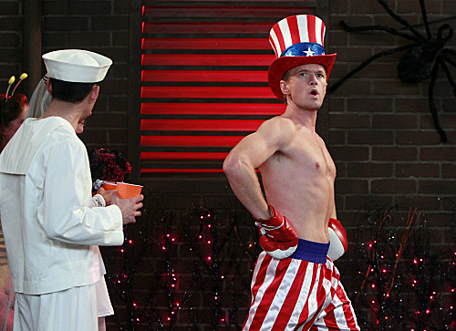 Neil Patrick Harris as Barney Stinson on How I Met Your Mother.  Photo courtesy of CBS
