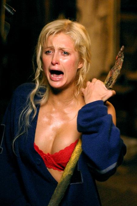 Paris Hilton, <b>House of Wax</b>