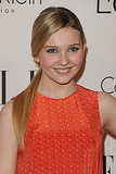 Abigail Breslin attended an event for Elle.