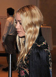 Mary-Kate Olsen had a solo night out in NYC.