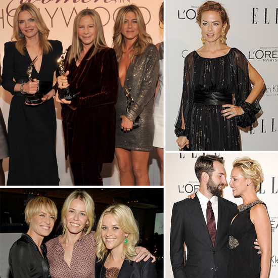 Elle Women in Hollywood Tribute Event