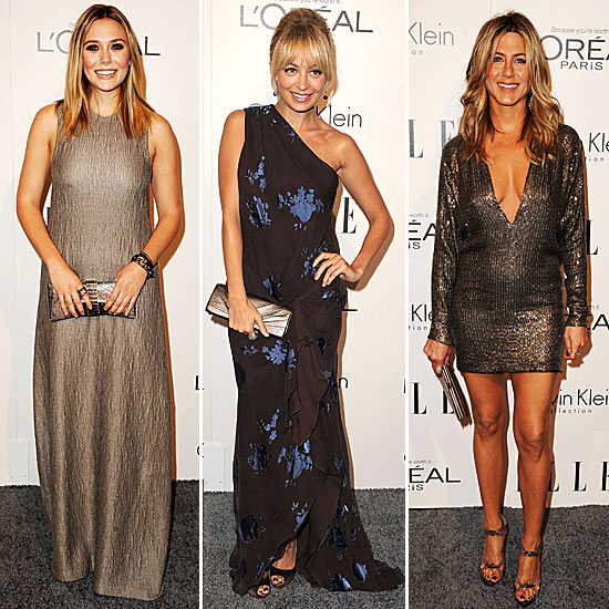 Elle's Women in Hollywood Tribute Draws a Stylish Crowd!