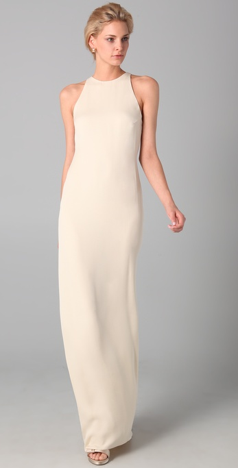 White Evening Dresses